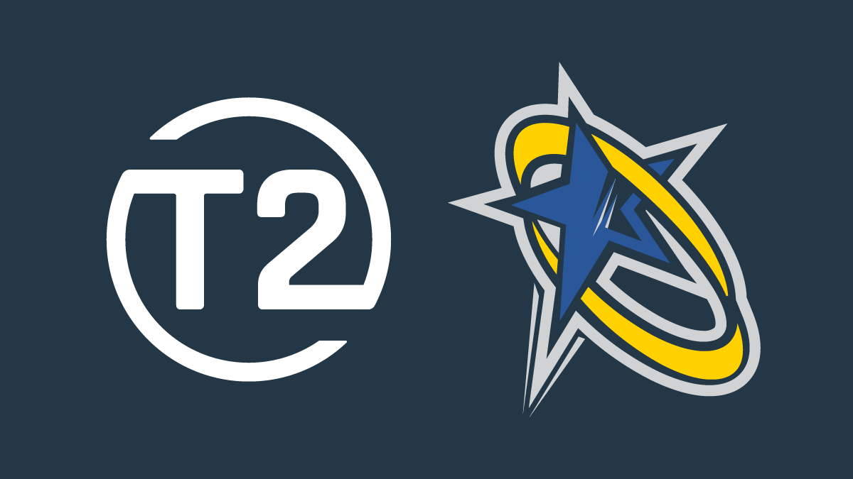 T2 and UPsafety Logos