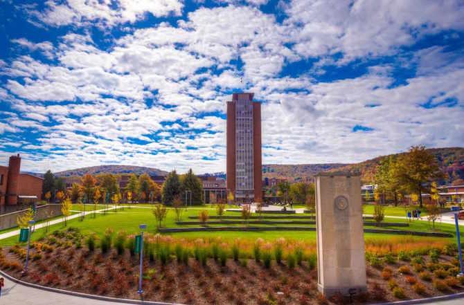 Binghamton-University